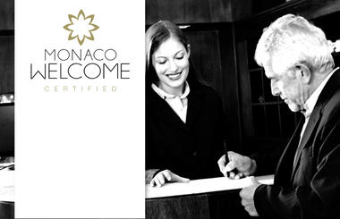 Monaco Welcome Certified